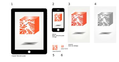 Imagen de plantilla para las diferentes plataformas